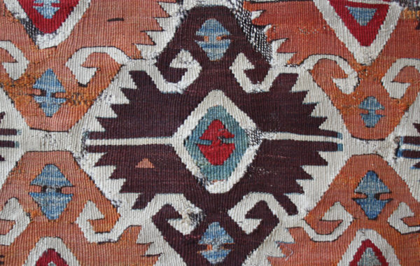 South Anatolian kilim fragment