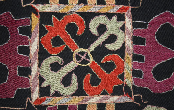 Kungrad embroidery