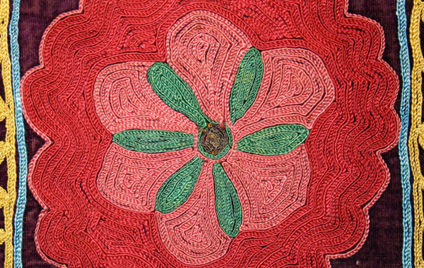 Sharisabz embroidery